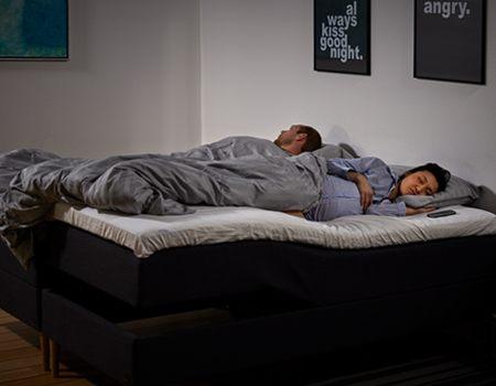 Varför välja en justerbar säng