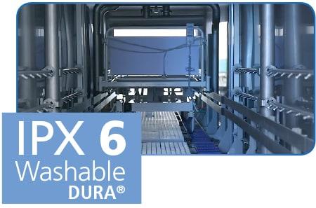 Pictogram IPX6 Washable DURA™