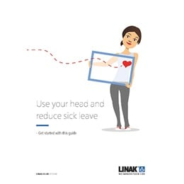 Reduce Sick leave through exercise guide