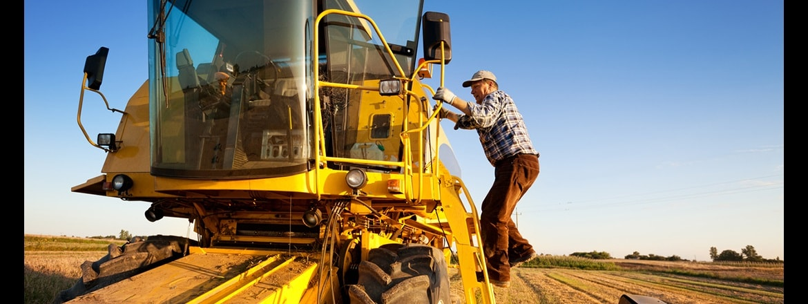 Prioritizing safety for trucks and mobile agriculture equipment.