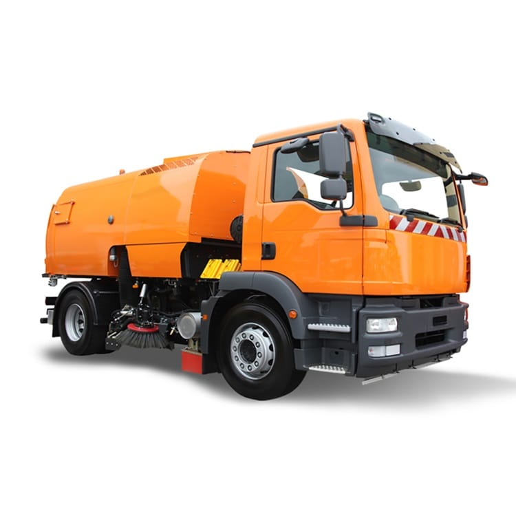 Actuator systems for Street Sweepers