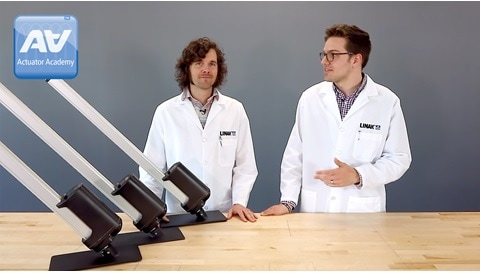 Intelligent movement with linear actuators | Actuator Academy™