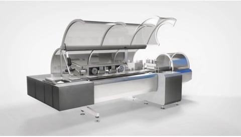 Actuatoroplossingen van LINAK - Perfecte beweging voor industriële automatiseringstoepassingen