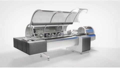 LINAK의 액추에이터 솔루션 - 산업 자동화 응용 제품의 완벽한 움직임