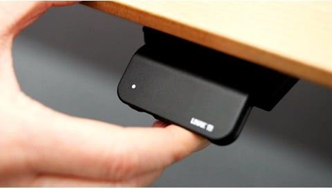 Desk Panel DPG1M – Utiliser la mémoire et le fonctionnement impulsionnel