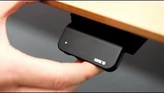Panel biurkowy DPG1M - jak korzystać z funkcji pamięci i napędu automatycznego