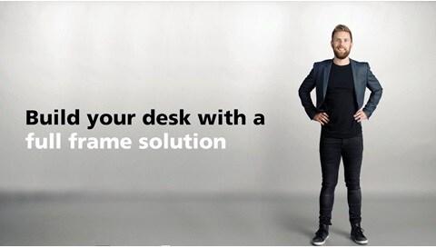 Introducing Desk Frame 1