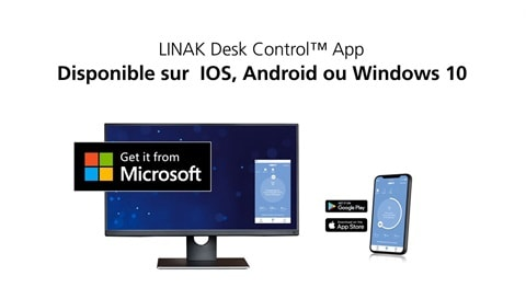 Desk Control™ App video thumbnail