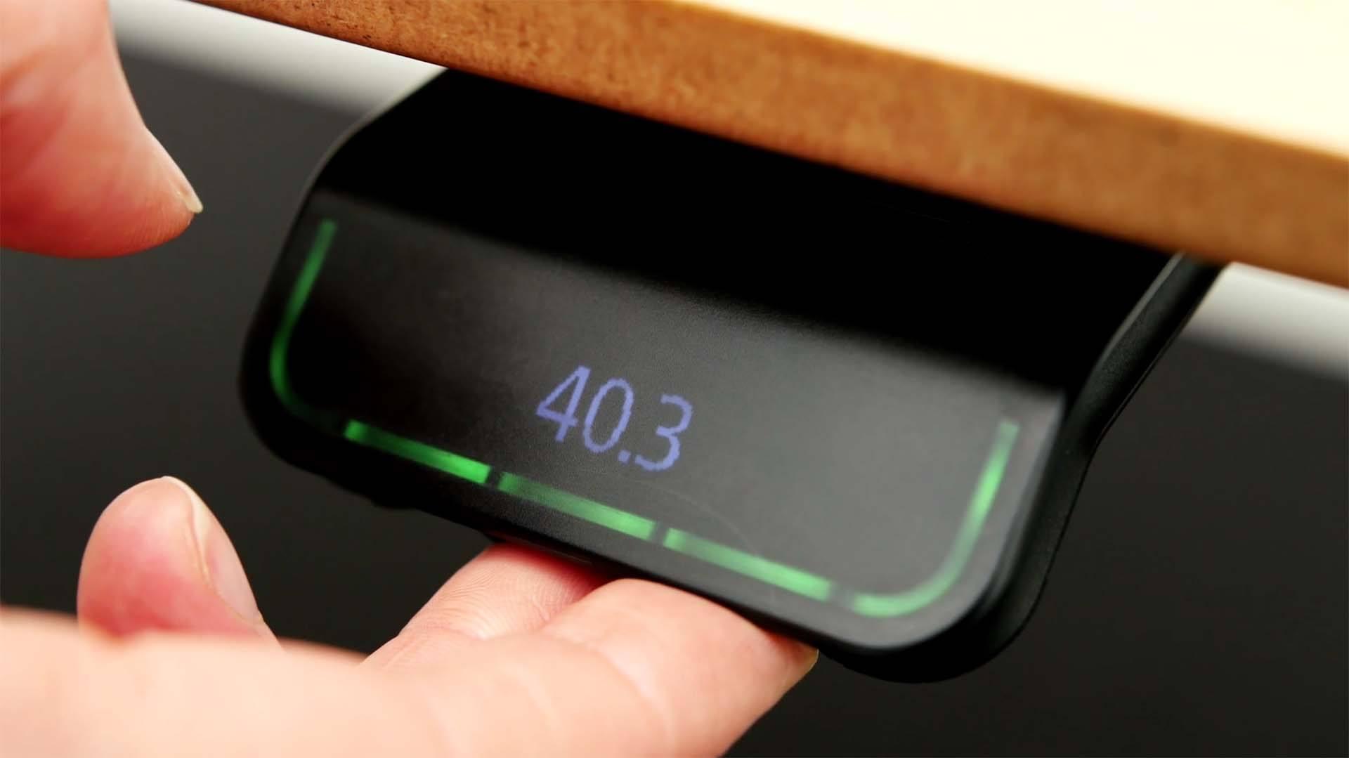 DPG - Как установить правильную высоту стола