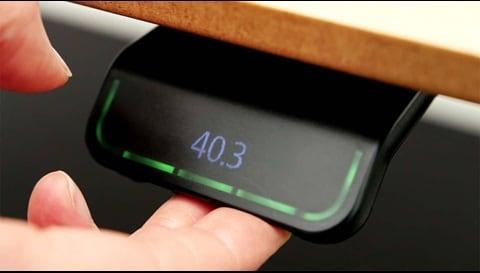DPG - Cómo ajustar el escritorio a la altura correcta.