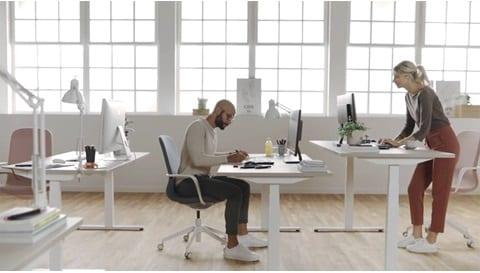Desk Panels DPG – Designed to shape behaviour