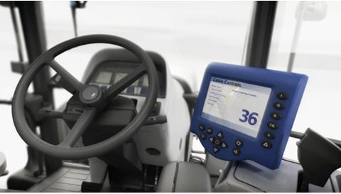 LINAK® TECHLINE®(工業系列)部門製造的農業機械電動直線推桿