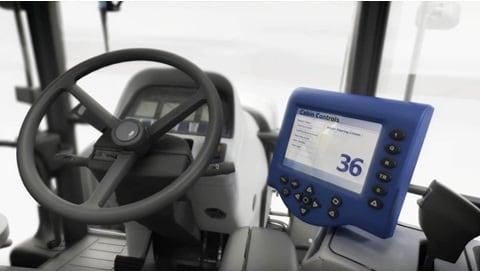 LINAK® TECHLINE® 부문의 농기계용 전동 리니어 액추에이터 솔루션