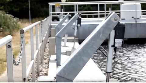 Rozwiązania elektryczne do regulacji pracy zaworów w zakładach oczyszczania ścieków