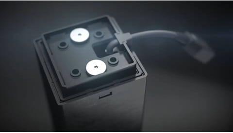LINAKのインライン電動昇降装置 DL17