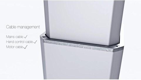 La Colonne télescopique LC3 un nouveau standard en matière de levage vertical