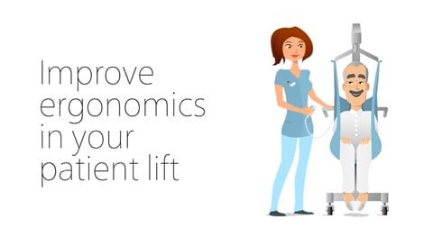 Løft ergonomien til et højere niveau