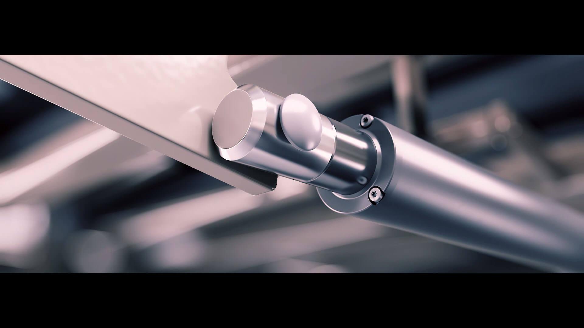 LINAK(力納克)- 電動推桿技術的誕生地