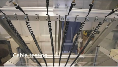 LINAK – gruntowne testowanie systemów siłowników liniowych w najnowocześniejszych ośrodkach testowych LINAK