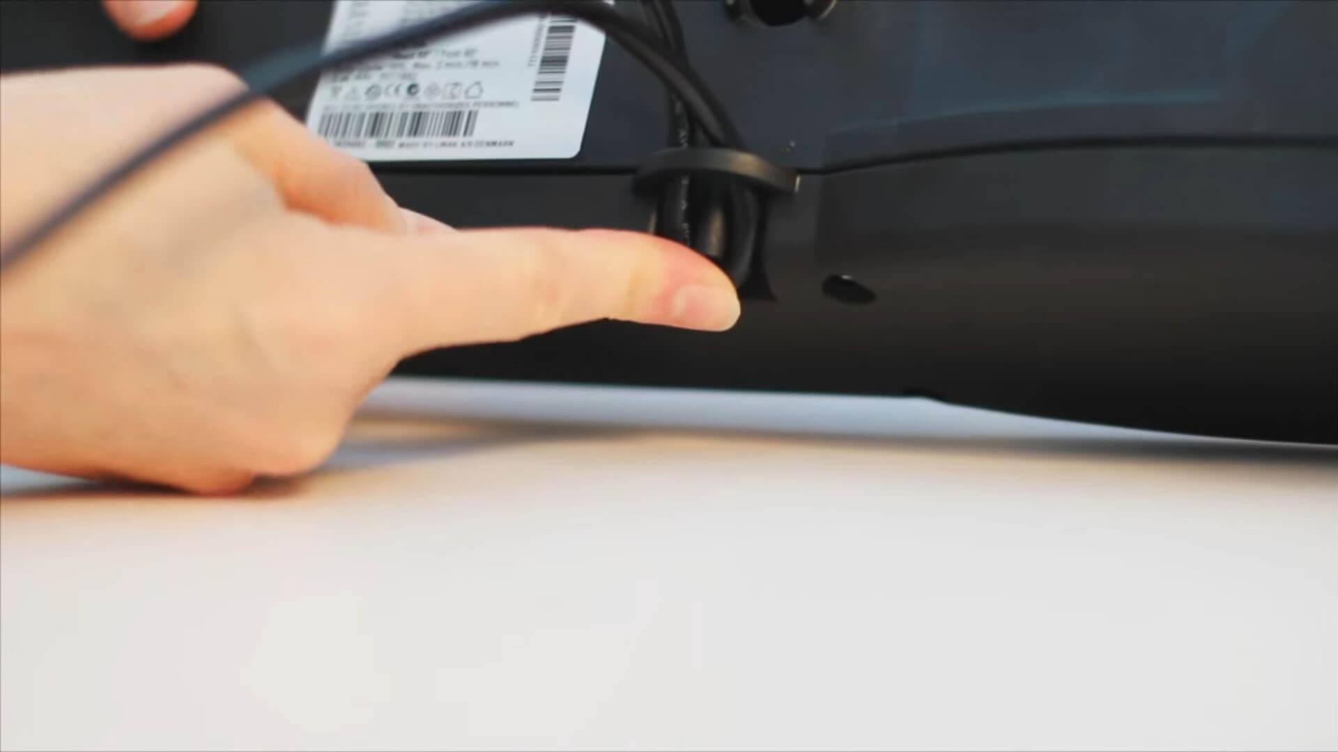 LINAK TD1 280 SMPS 케이블 릴리프
