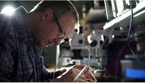LINAK TECHLINE研究開発と製造 - 製造風景を垣間見る