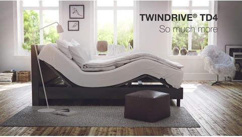 LINAK TWINDRIVE®(雙馬達驅動器)TD4 – 您下一代的雙馬達推桿系統