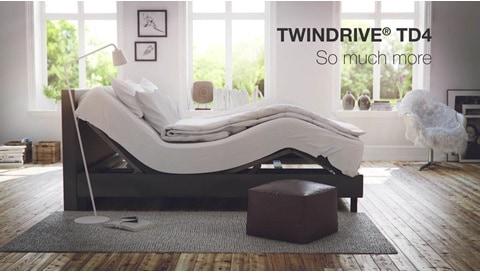 LINAK TWINDRIVE® TD4 - votre nouvelle génération de systèmes de moteurs doubles