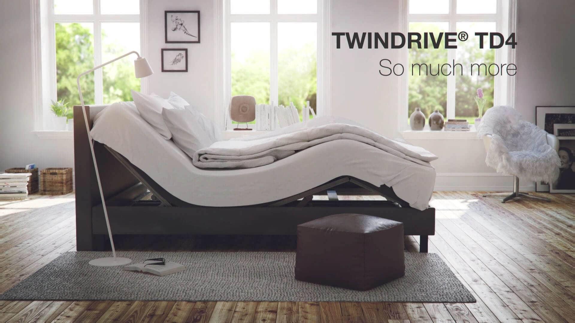 LINAK TWINDRIVE® TD4 – den næste generation af dobbeltaktuatorsystemer