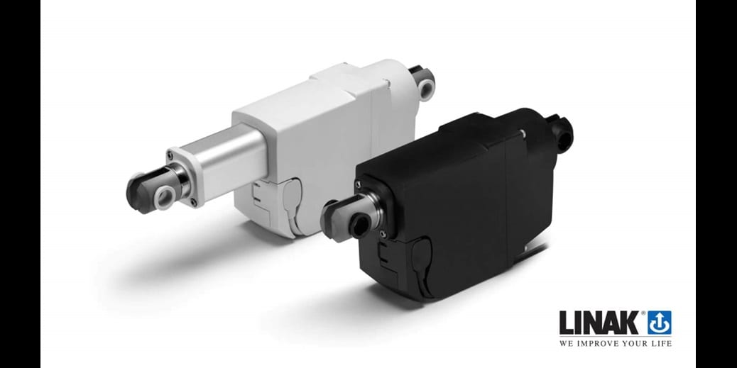 linak linear actuator wiring diagram la23 compact and strong electric push and pull actuator