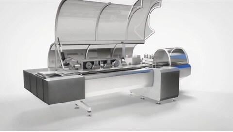 LINAK sähkökäyttöiset karamoottorit - tarkka liike pakkauskoneisiin