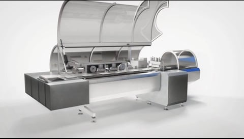 Elektrické pohony LINAK – přesný pohyb balících strojů