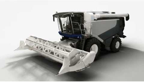 Linear Actuator Solutions for Combine Harvesters