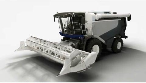 Lineaariset karamoottoriratkaisut leikkuupuimureihin