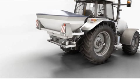 Electric actuator solutions -- precise dosing in fertiliser spreaders for increased crop yield