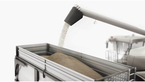 電動シリンダー ソリューション -- 穀物処理装置の自動化