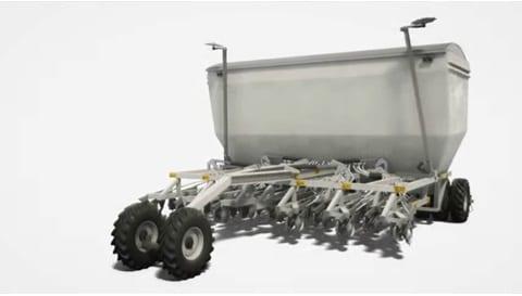 Řešení s lineárními motory pro secí stroje