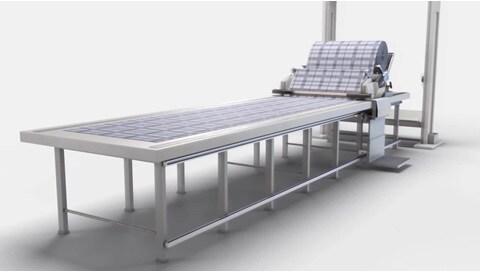 Elektrické pohony LINAK® – hospodárný pohyb s vysokou přesností pro textilní stroje