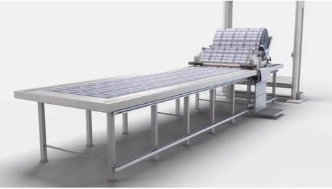 LINAK® 전동 액추에이터 -- 섬유 기계의 비용 효율적인 고정밀 움직임