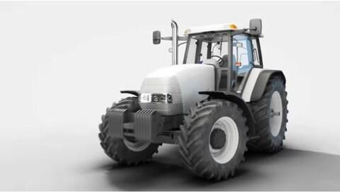 Решения с линейными актуаторами для тракторов