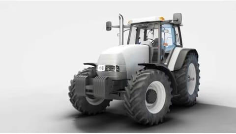 Řešení s lineárními servy pro traktory