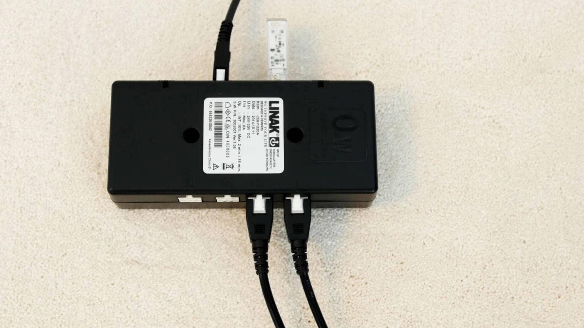 Parring af håndbetjeninger med CBH Advanced systemet via en Bluetooth Adapter