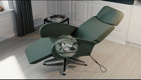 Watch the video. LINAK actuator systems for recliners