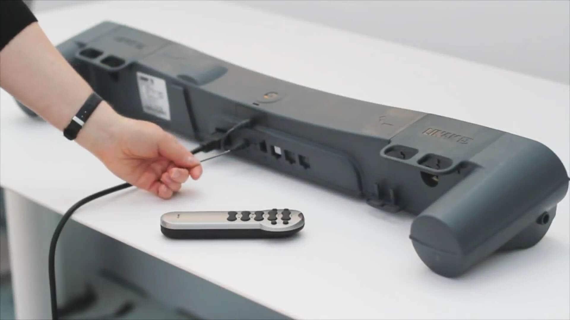 TD3 - 무선 주파수 핸드셋을 설정하는 방법