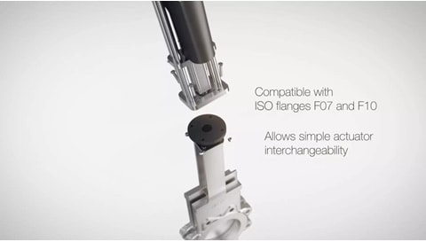 Einfache Montage von Lösungen zur Automatisierung von Armaturen – do it yourself!